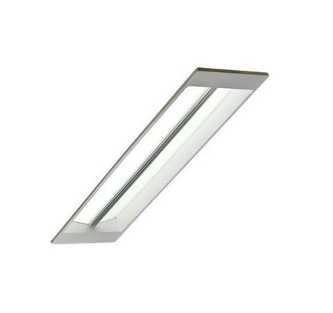 CREE LED Lighting CR14-22L-35K-S 22W 1x4 Architectural LED Troffer Light Fixture - BuyRite Electric