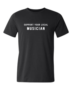 Support Your Local Musician