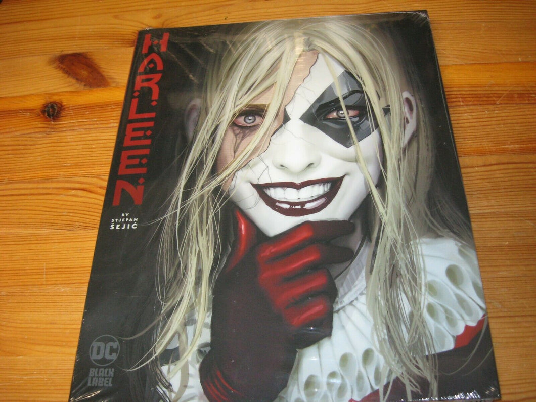 Harleen HC graphic novel