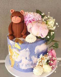 "6"" Bear with me Cake"
