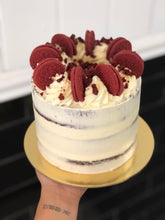 "Load image into Gallery viewer, 6"" classic red velvet"
