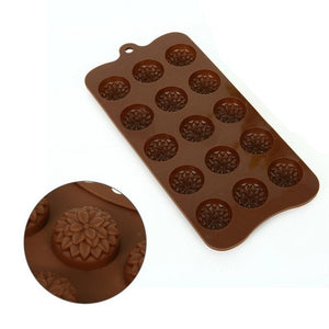 Silicone Mould Chocolate Mold