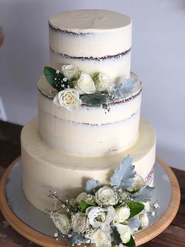 3 Tier Wedding Cake Arcellie
