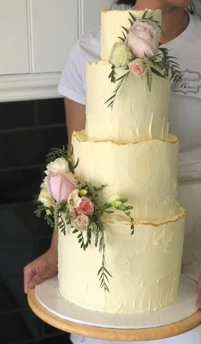 4 Tier Wedding ELLE