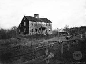 Abandoned House in Cape Ann
