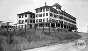 Young's Hotel in York Beach, about 1912.