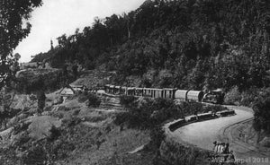 Darjeeling Train near Ghoon