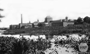 Waltham Watch Factory in Massachusetts.
