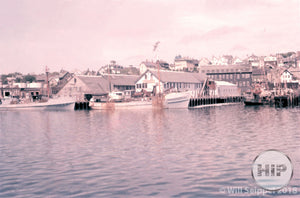 Docks of Gloucester Harbor