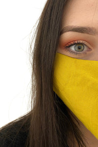 How to make a fabric face mask