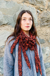 unusual wool scarves christmas gifts