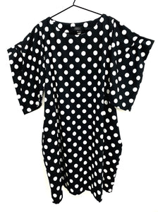 SAMPLE - POLKA DOT DREAM DRESS