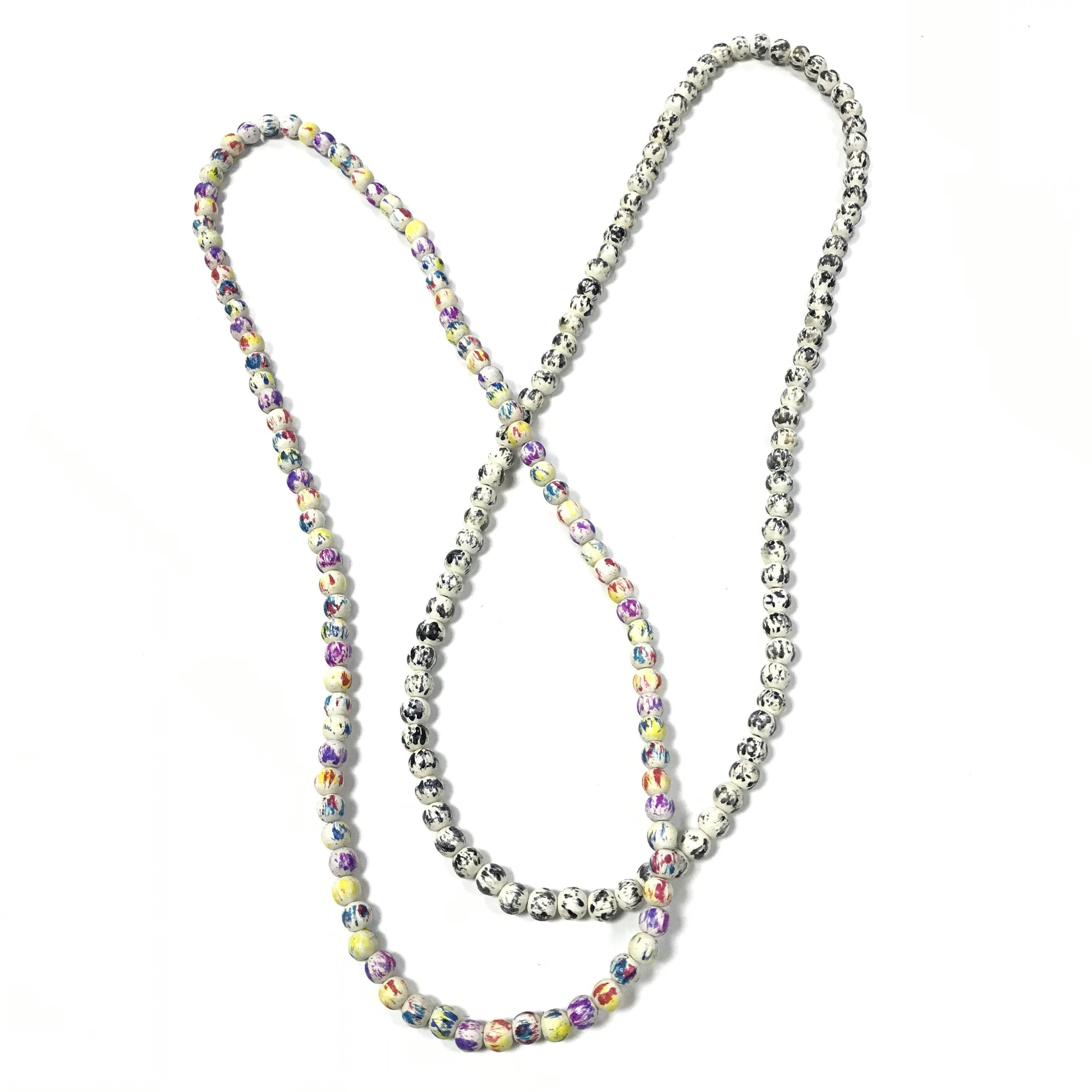 Marley - Long Beaded Necklace