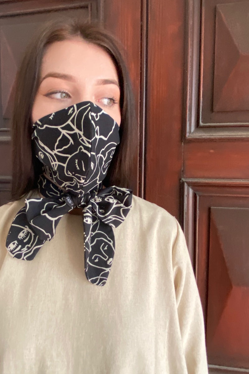 MASCARF NEW MASK SCARF BRITISH ,MADE