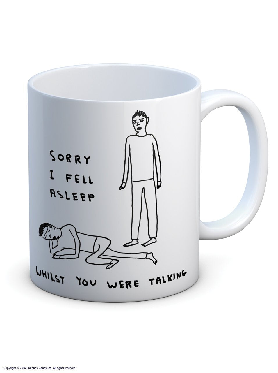 Sleep Talking Mug