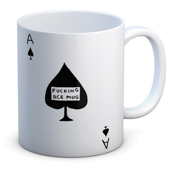 Black and White Ace Mug