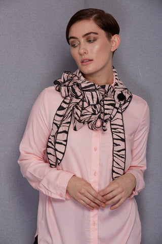 Collette - Tiger stripes Pink