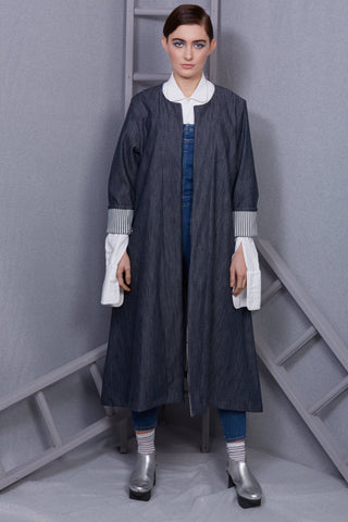 Denim - Duster Coat
