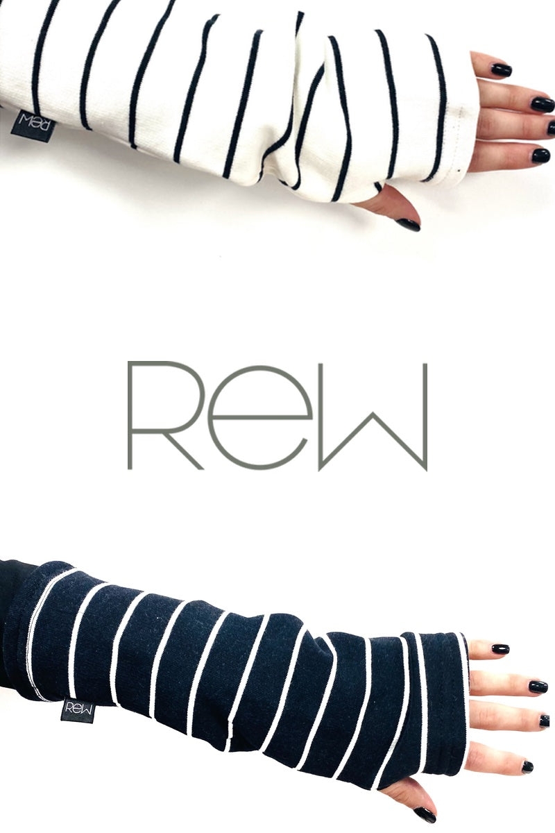 rew clothing arm socks