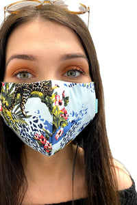 washable fabric face masks