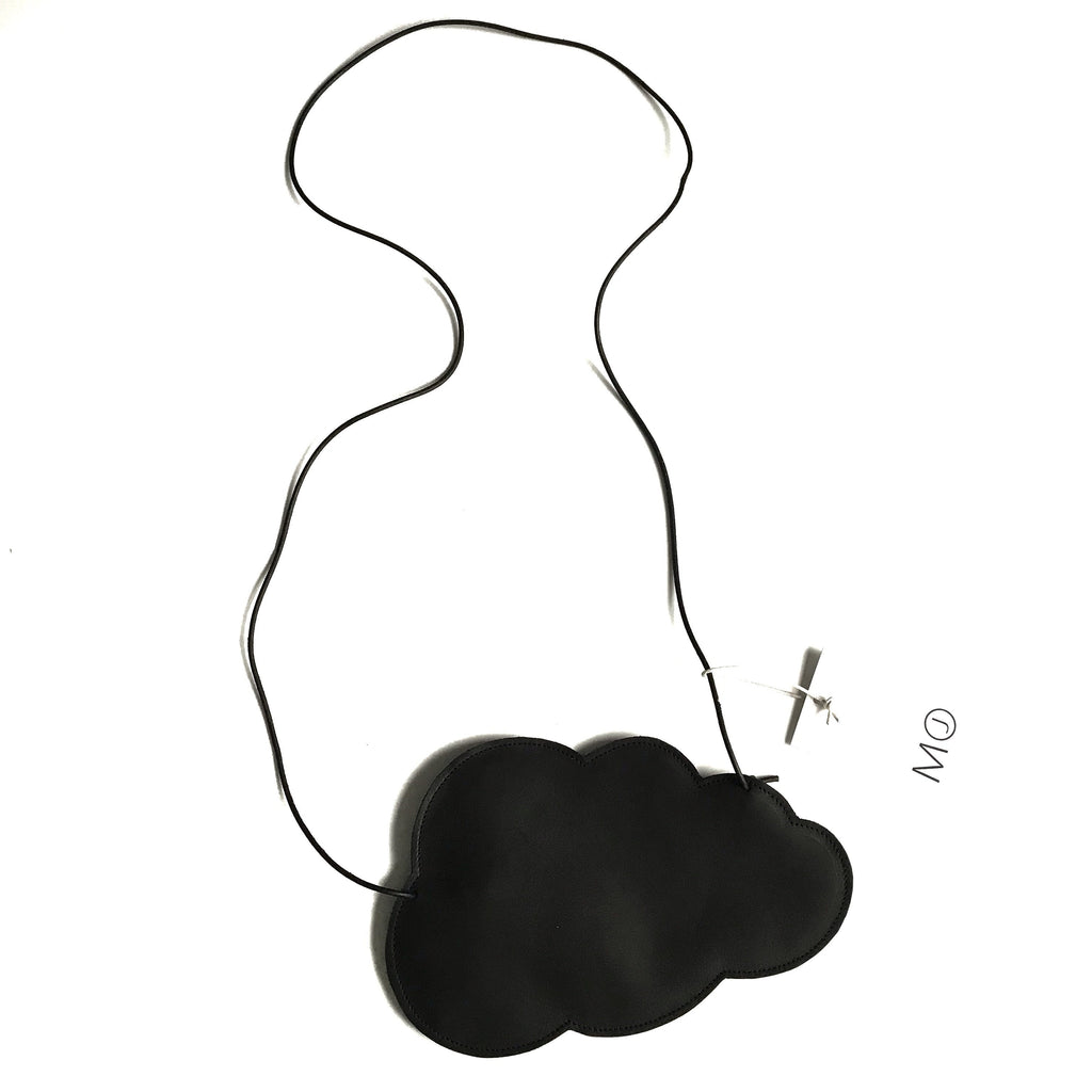 Mini Cloud Bag - Black