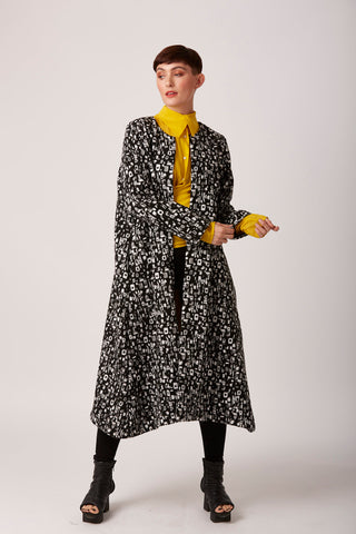 Small Square Duster Coat