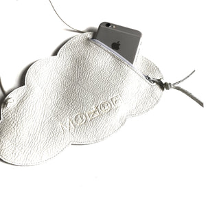 Mini Cloud Bag - White