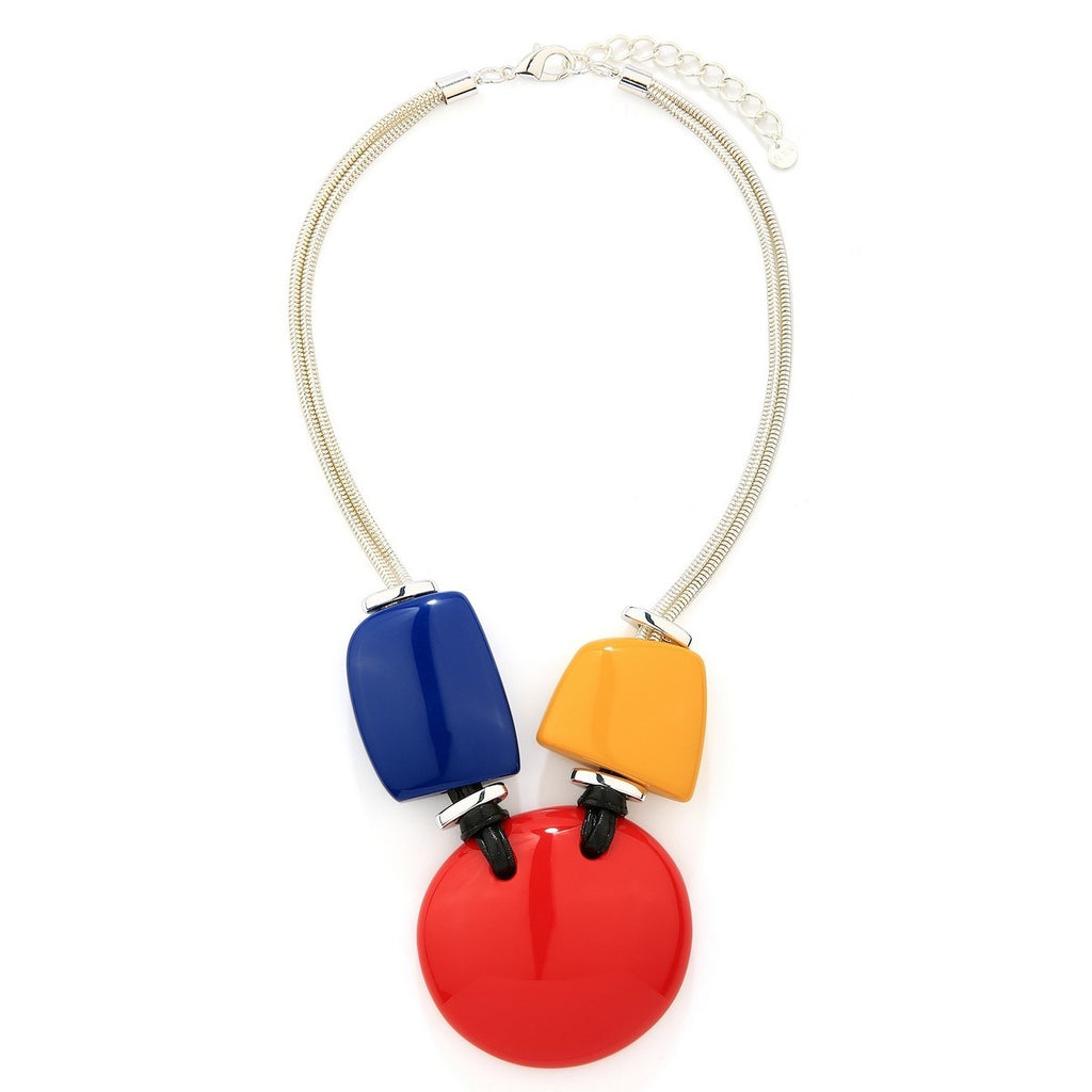 Statement Carrie Necklace REW Accessories Jewellery