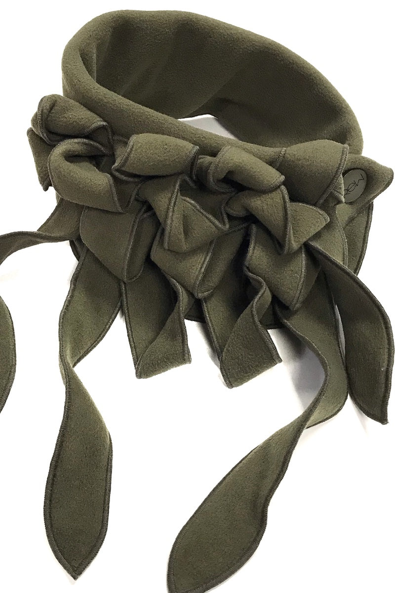 kahki scarf on trend and online