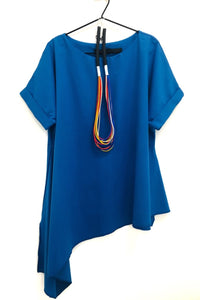 lagen look clothing bright blue