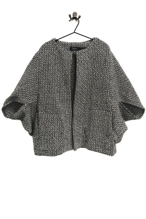 rew clothing wool kimono jacket for winter