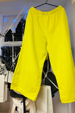 Lounge Wear - Citrus Yellow Balloon Bottoms