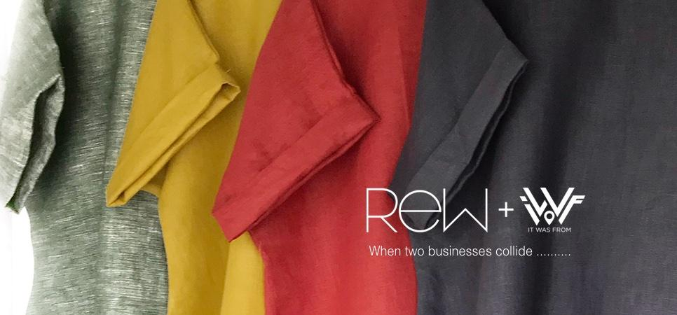 REW CLOTHING WINTER SCARVES