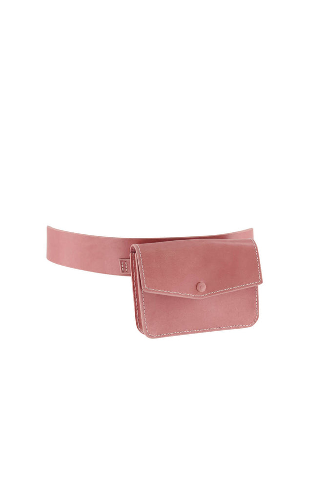 Epernay Pocket Belt - Blush Pink