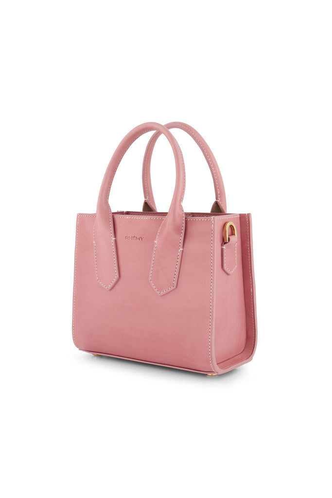 Mini Paris Bag - Blush Pink