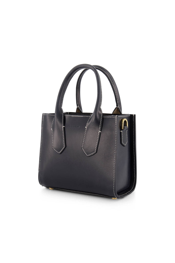 Mini Paris Bag - Deep Navy
