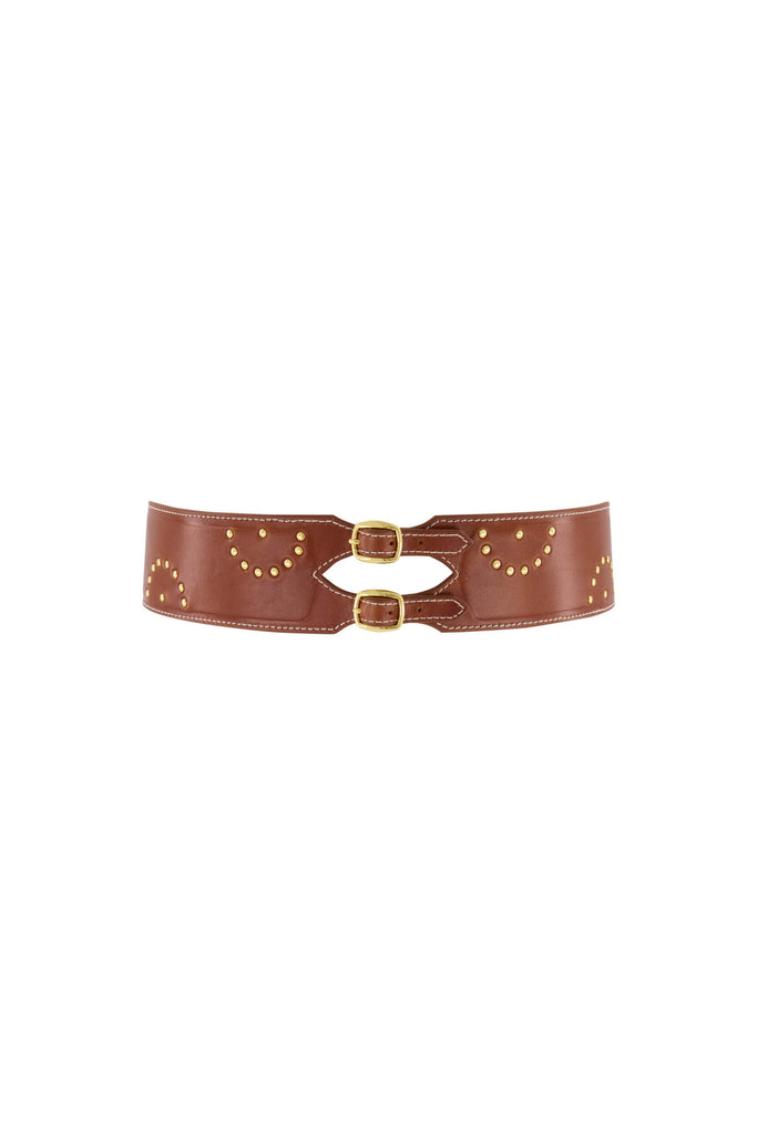 Ray Belt - Vintage Tan