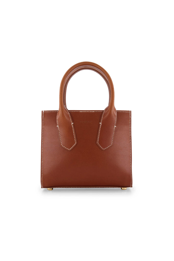 Mini Paris Bag - Vintage Tan