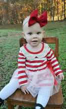 Load image into Gallery viewer, Candy Cane Tutu Dress