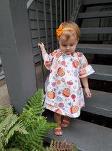 Load image into Gallery viewer, White Pumpkin Dress