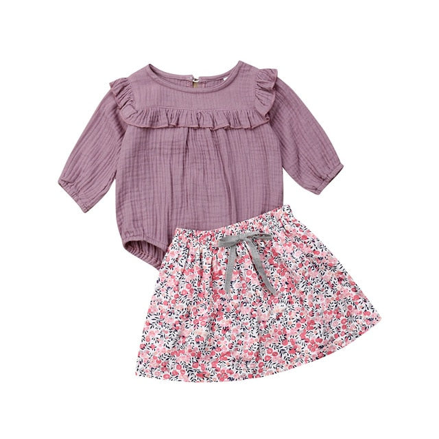 Karis Skirt Set