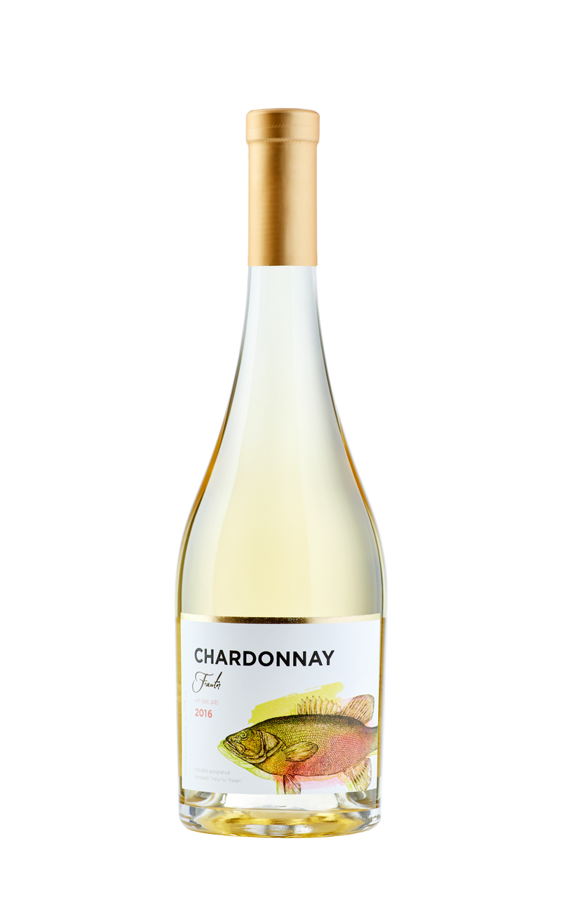 CHARDONNAY BARRIQUE 2016 LIMITED EDITION - MoldoVAWine House