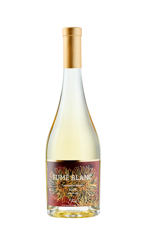 SAUVIGNON BLANC FUMÉ LIMITED EDITION - MoldoVAWine House