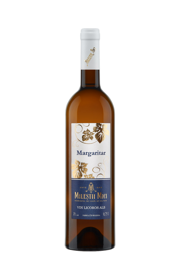 Margaritar dessert House white wine - MoldoVAWine House