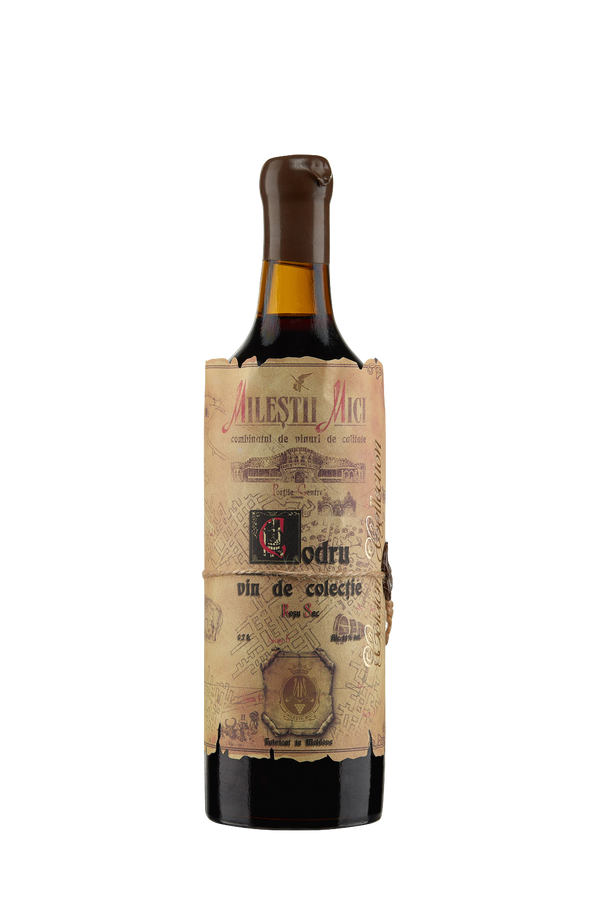 Codru 1987 Vintage Golden Co - MoldoVAWine House