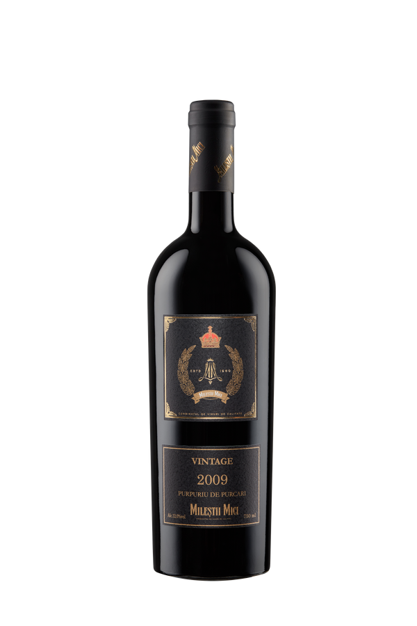 Purpuriu de Purcari 2009 New Black - MoldoVAWine House