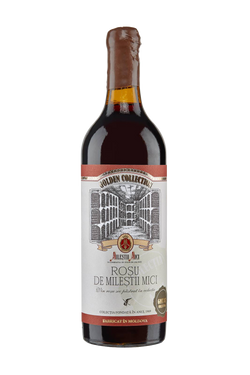 Rosu de Milestii Mici 1987 Preserved in Golden Co - MoldoVAWine House