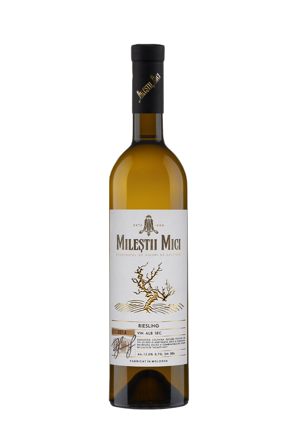 Riesling 2014 Mature white Reserve - MoldoVAWine House