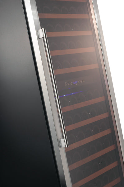 166 Bottle Dual Zone Wine Cooler - Smith & Hanks