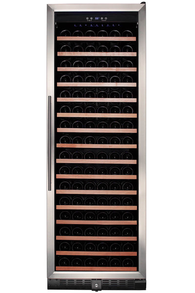 166 Bottle Single Zone Wine Cooler - Smith & Hanks